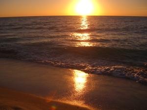 BG Sunset by Karl Robb