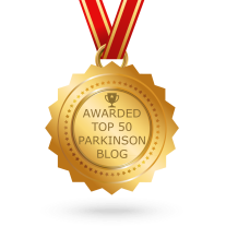 FeedSpot Top 50 Parkinson Blog