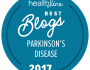Healthline Selects ASoftVoice.com Three Years in a Row as a Top Blog for Parkinson's Disease!
