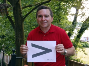 #MoreThan Parkinson's PatientsLikeMe - Karl Robb