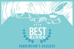 Healthline 2018 Best Blogs Parkinson's Disease